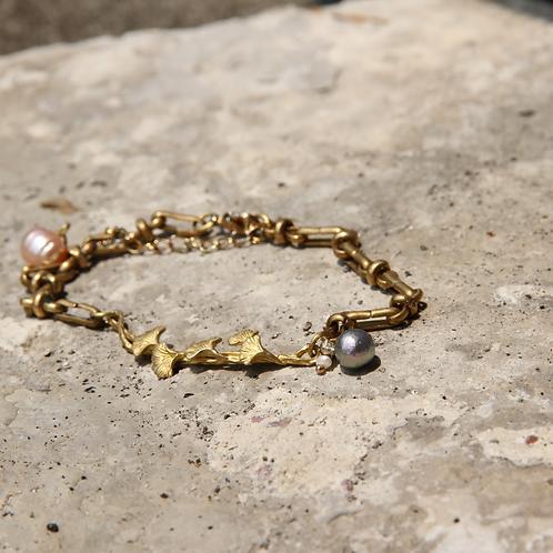 秋天的顏色 手工輕珠寶AGFashion