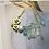Thumbnail: 時光 復古無鍍金手工輕珠寶項鍊AGF