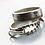 Thumbnail: 趣味中性 手工鑄造純銀戒指