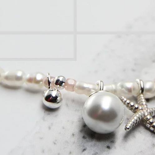 碧海藍天 手工輕珠寶AGFashion