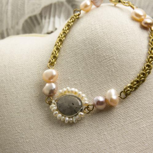 交織的金工手工輕珠寶AGFashion