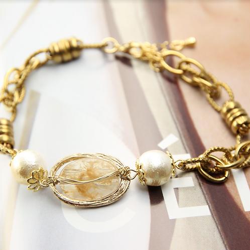 琥珀與棉珍手工輕珠寶AGFashion