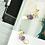 Thumbnail: 復古美學 手工鑄造銀針耳飾