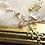 Thumbnail: 春樹 復古無鍍金手工輕珠寶項鍊AGF