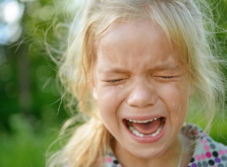 איך להתמודד עם כעסים של ילדים?