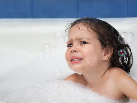 כועסים על הילדים בזמן המקלחות?