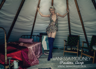 Vanessa Mooney Spring Collection