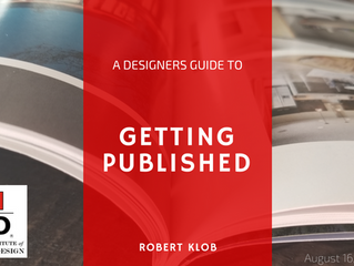 A Designers Guide to Getting Published