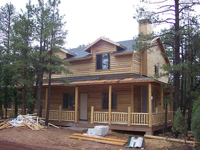 Cabin Front 2