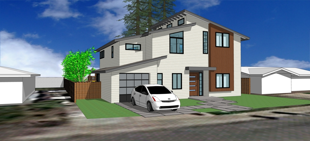 Custom ICF Home