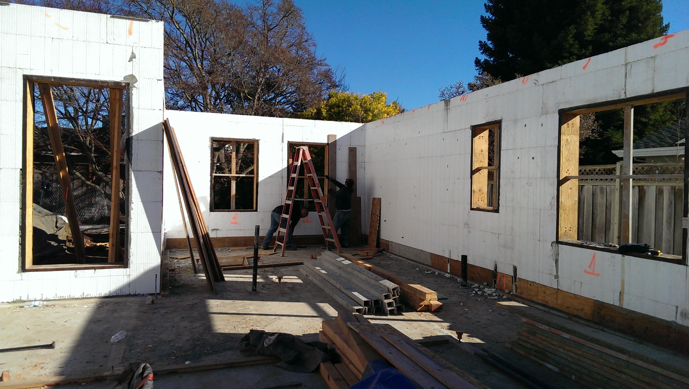 9-16-003 - Const - ICF Wall System