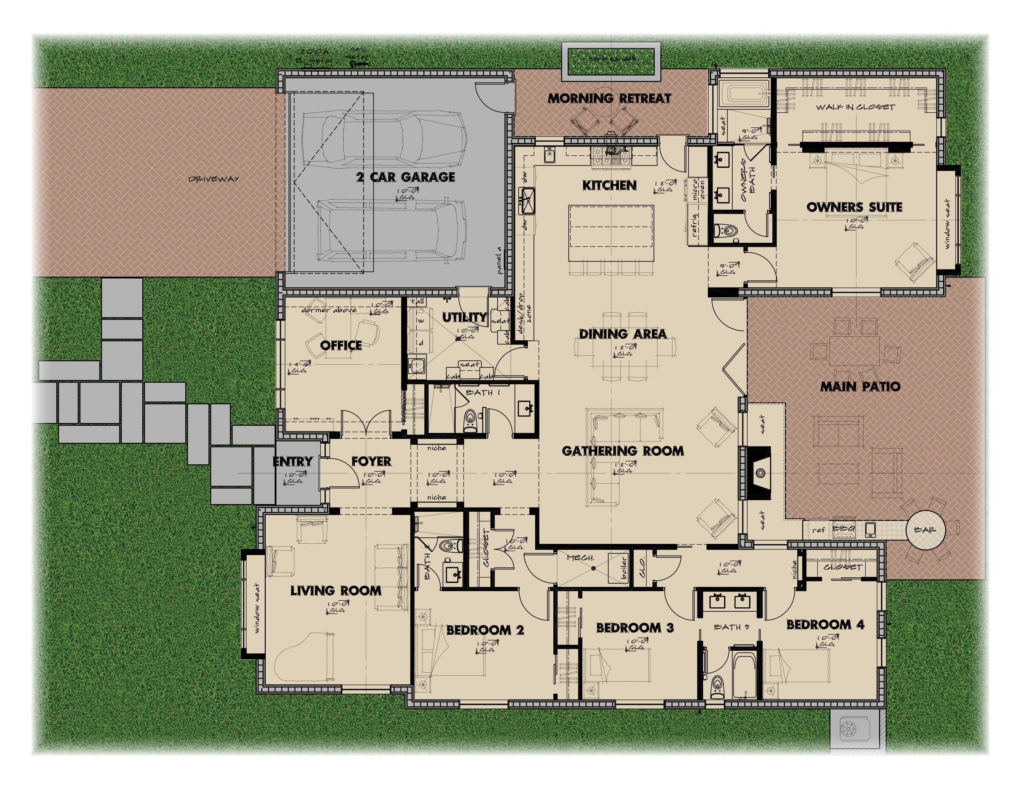 9-16-003 - 06 - Floor Plan