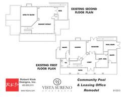 Apartment Pool Study