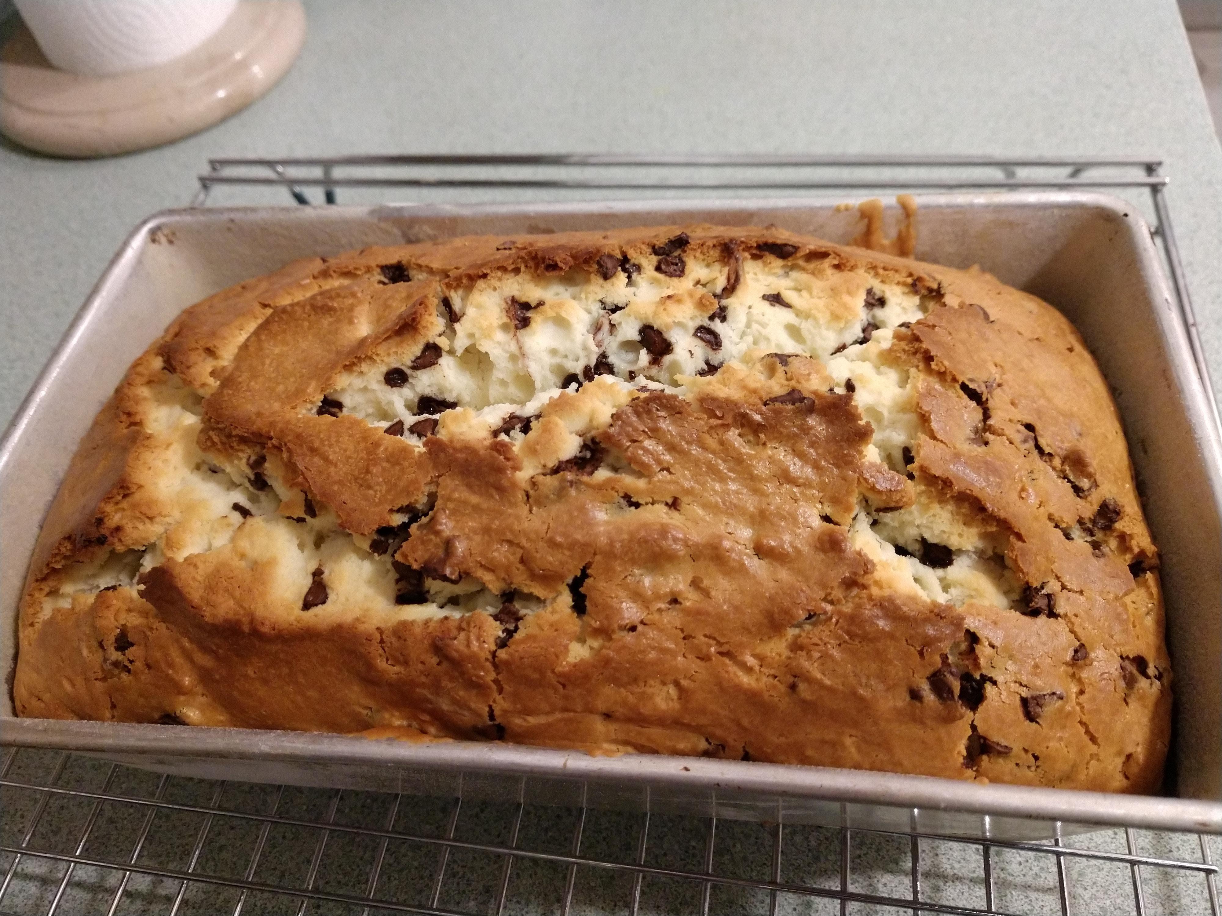 Aunt Marie's Pound Cake