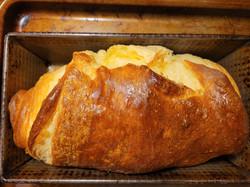 Honey Brioche Bread