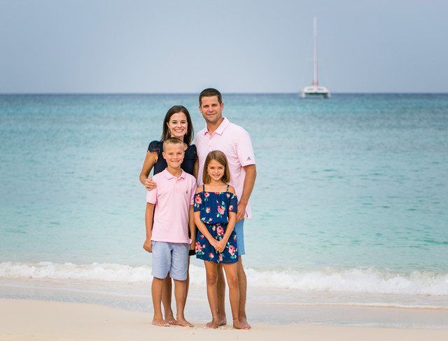 Grand Cayman Vacation Photography
