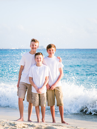 Cayman Family Photography