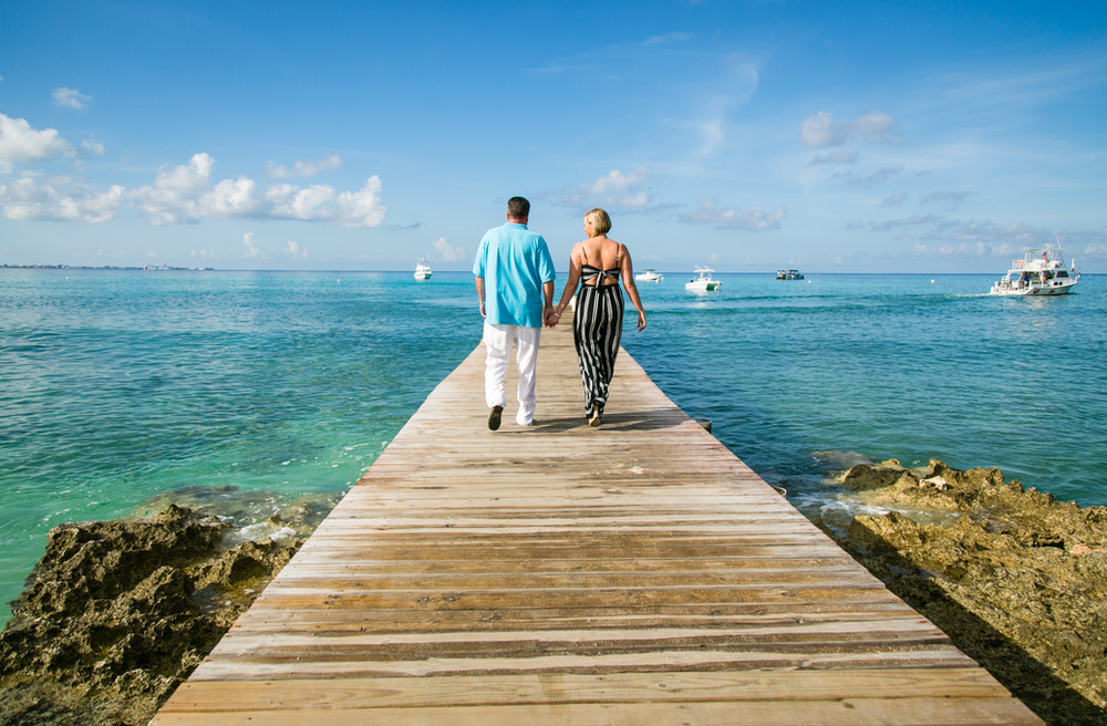 Cayman Couples Photos