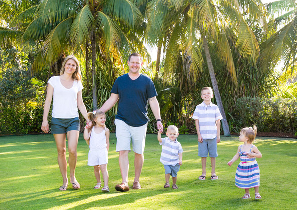 Cayman Family Photos