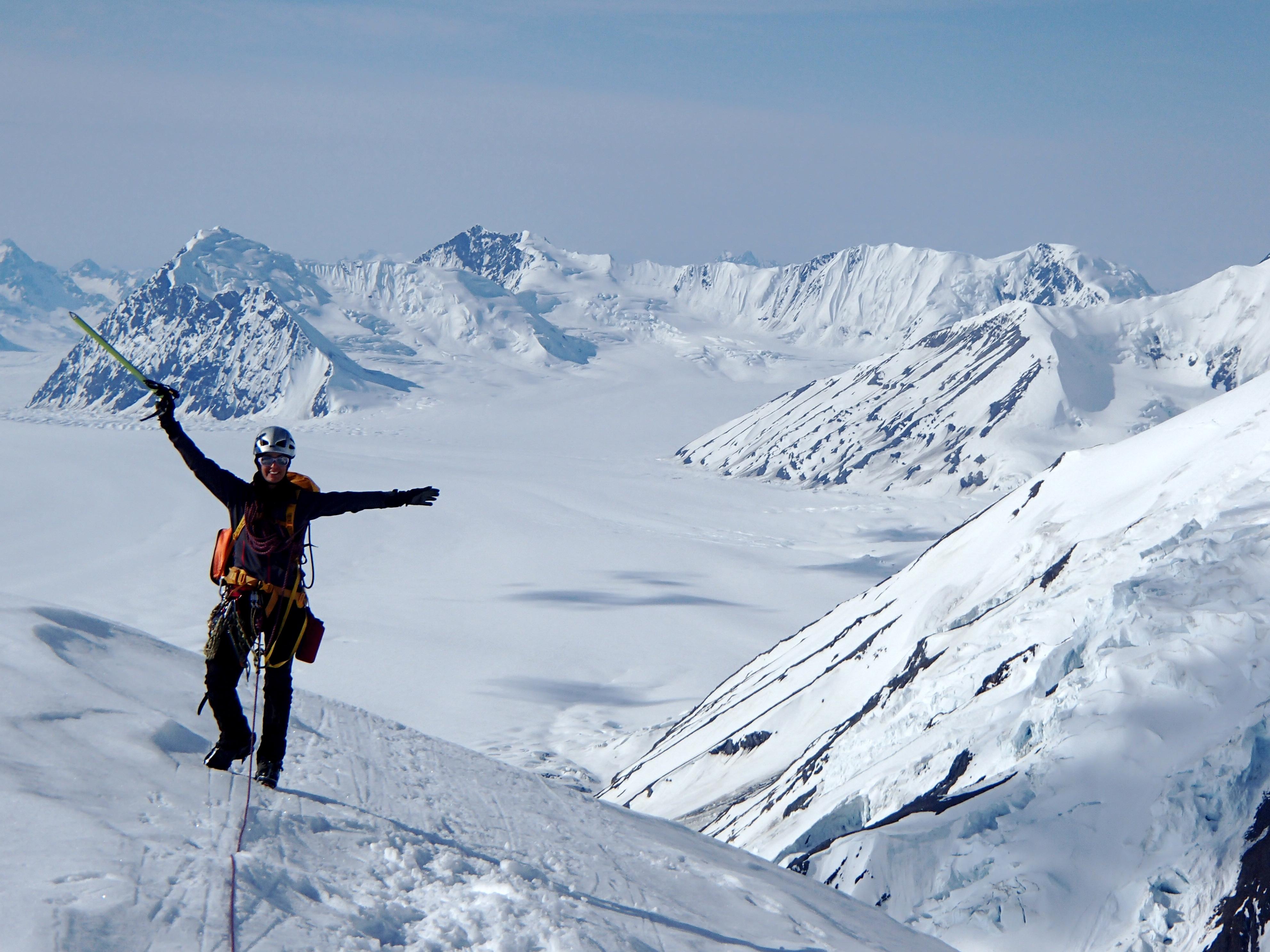 Alaska Alpinism