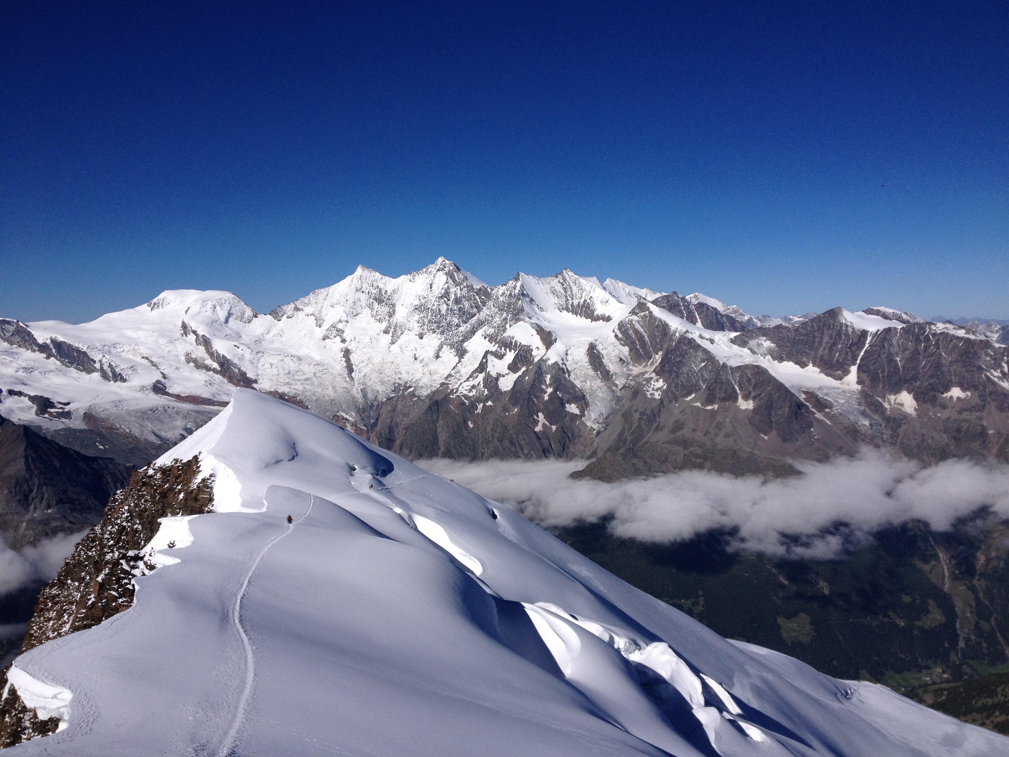 Alps Alpinism