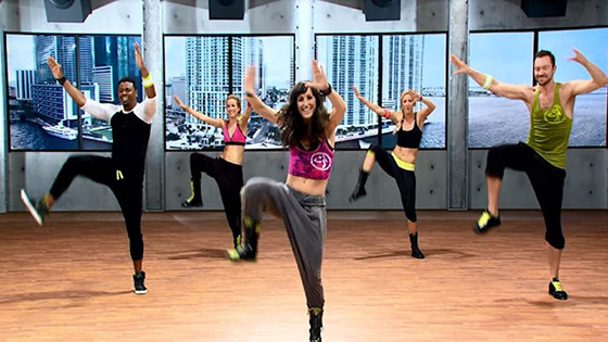 What is ZUMBA  and why it is good for you.