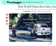 How To Sell Vision Zero....