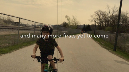 A lifetime of firsts.