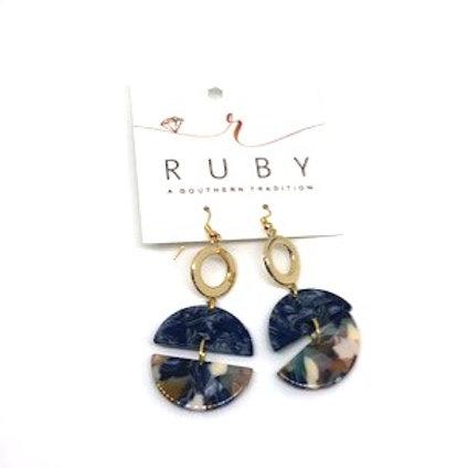 Lucite Earrings