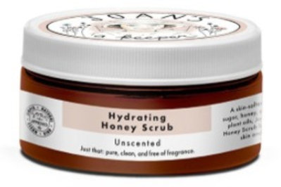 Honey Scrub Joan's A Keeper Unscented