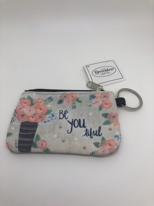 Be you tiful coin purse