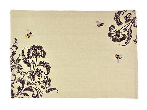 Sophisticate Bee Placemat