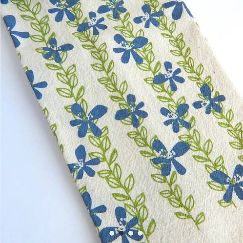 The High Fiber Hand Printed Cotton Towel