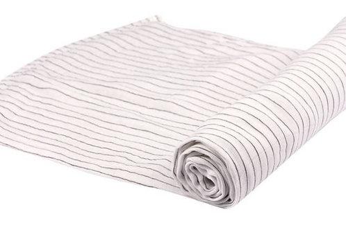 Swaddle Gray Stripe