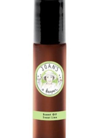 Sweet Lime Joan's A Keeper Roller Oil