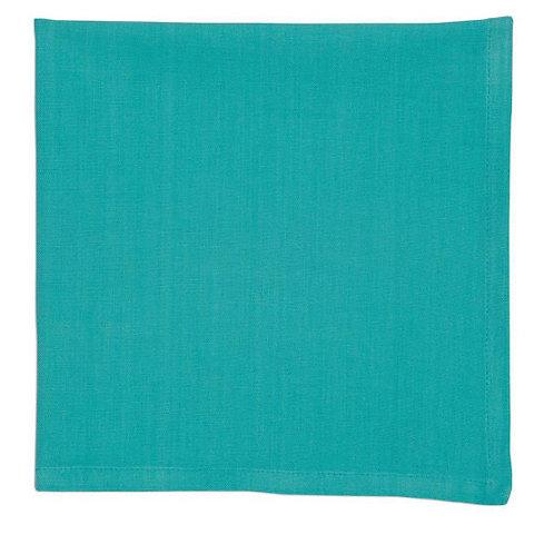 Aqua Cloth Napkin