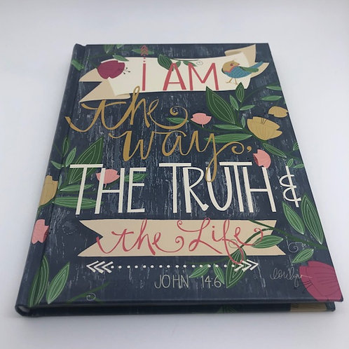 I Am The Truth Hardback Journal