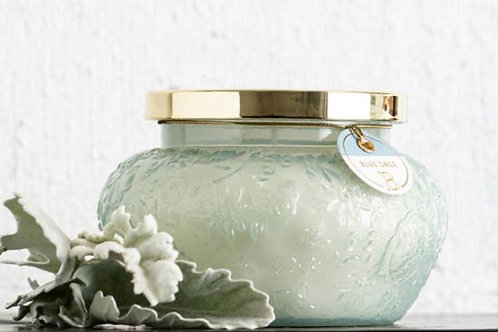 13 OZ Blue Sage Candle