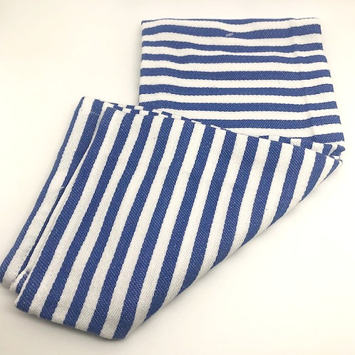 Blue Berry Stripped Kitchen Towel