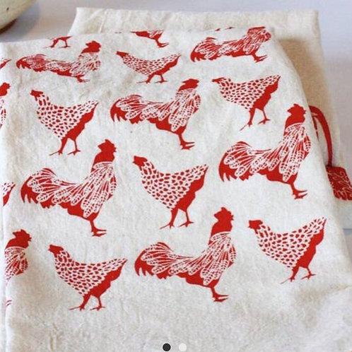 The High Fiber Cotton Towel