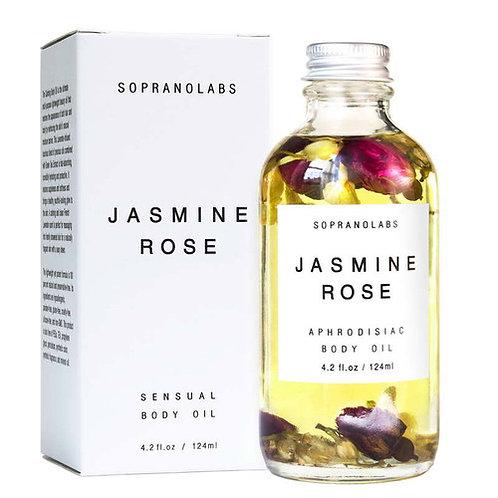 Jasmine Rose Body Oil