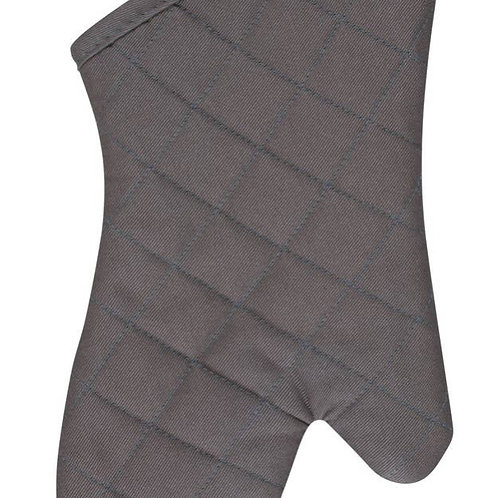Pewter Solid Oven Mitt