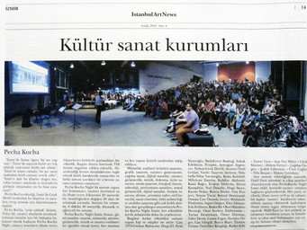 Istanbul Art News - İzmir Dosyası