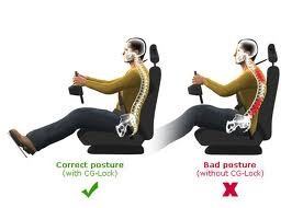 Protecting Posture on the Road