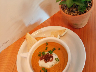 Cozy and Health Conscious Soups