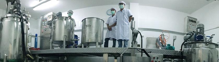 พีบีบี โรงงานผลิตครีมได้รับมาตรฐาน
