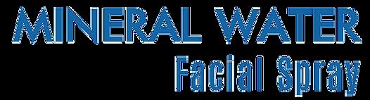 Mineral water facial spray PBB Cosmetics