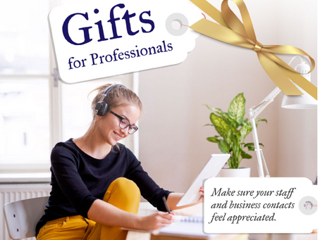 Gifts for Professionals