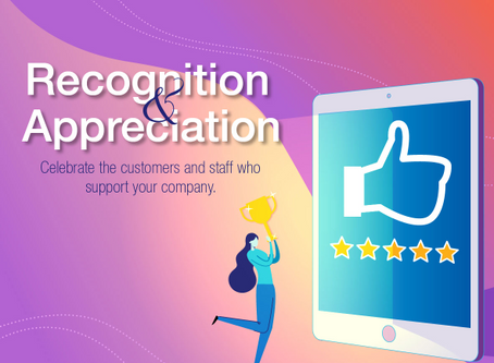 Recognition and Appreciation