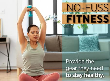 No Fuss Fitness!